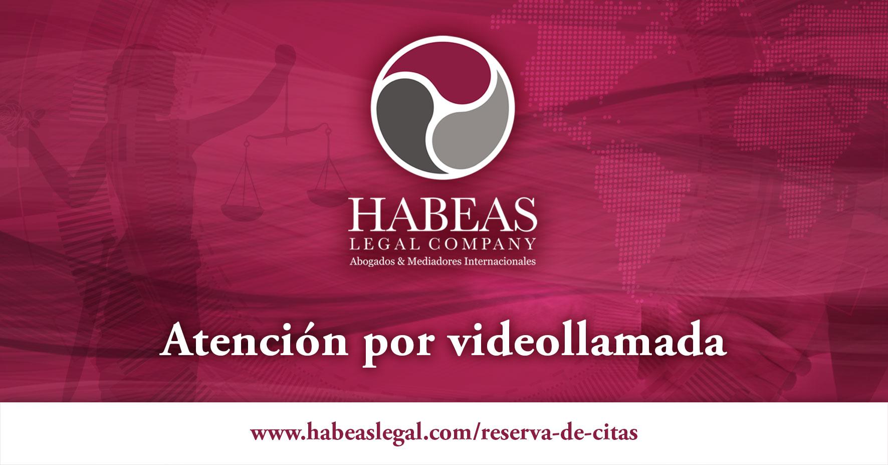 Atencion videollamada Habeas Legal - Blog