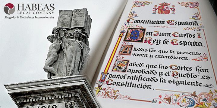 Constitución Española 1 - La Firma