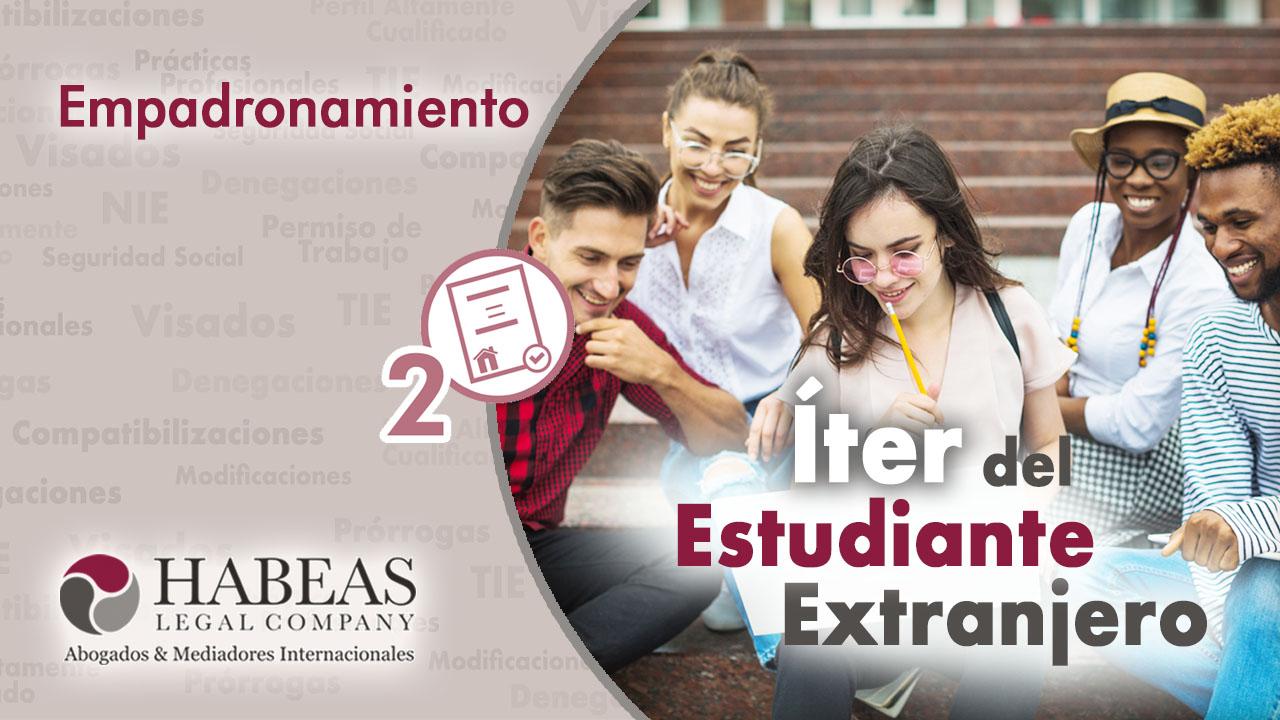 Cover clip 02 Empadronamiento FB - El Empadronamiento: el paso 2 del Íter del Estudiante Extranjero