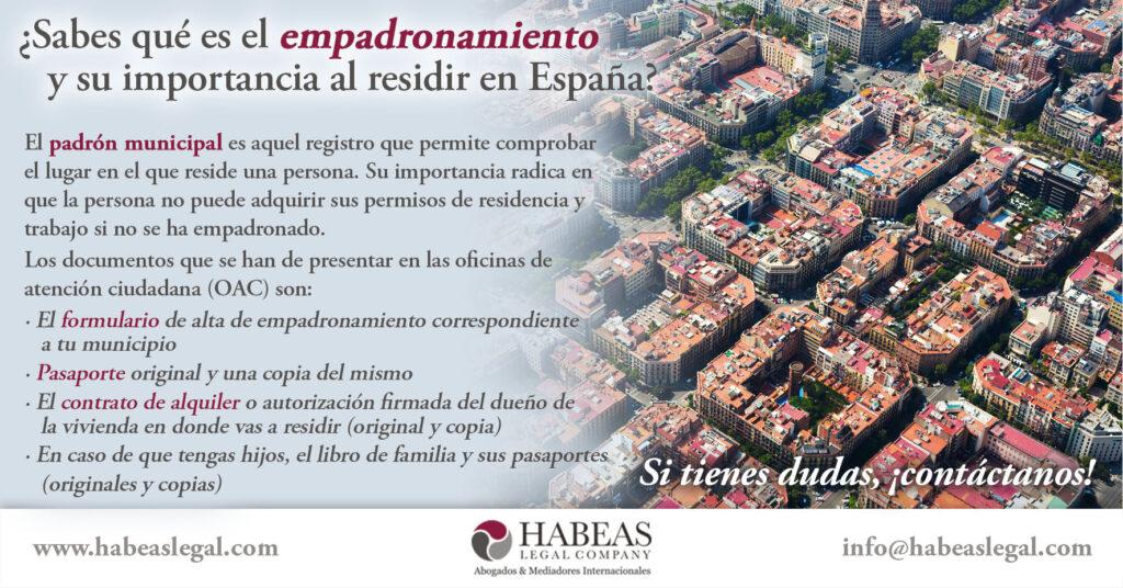 Empadronamiento Habeas Legal 1024x536 - Derecho de Extranjería e Inmigración