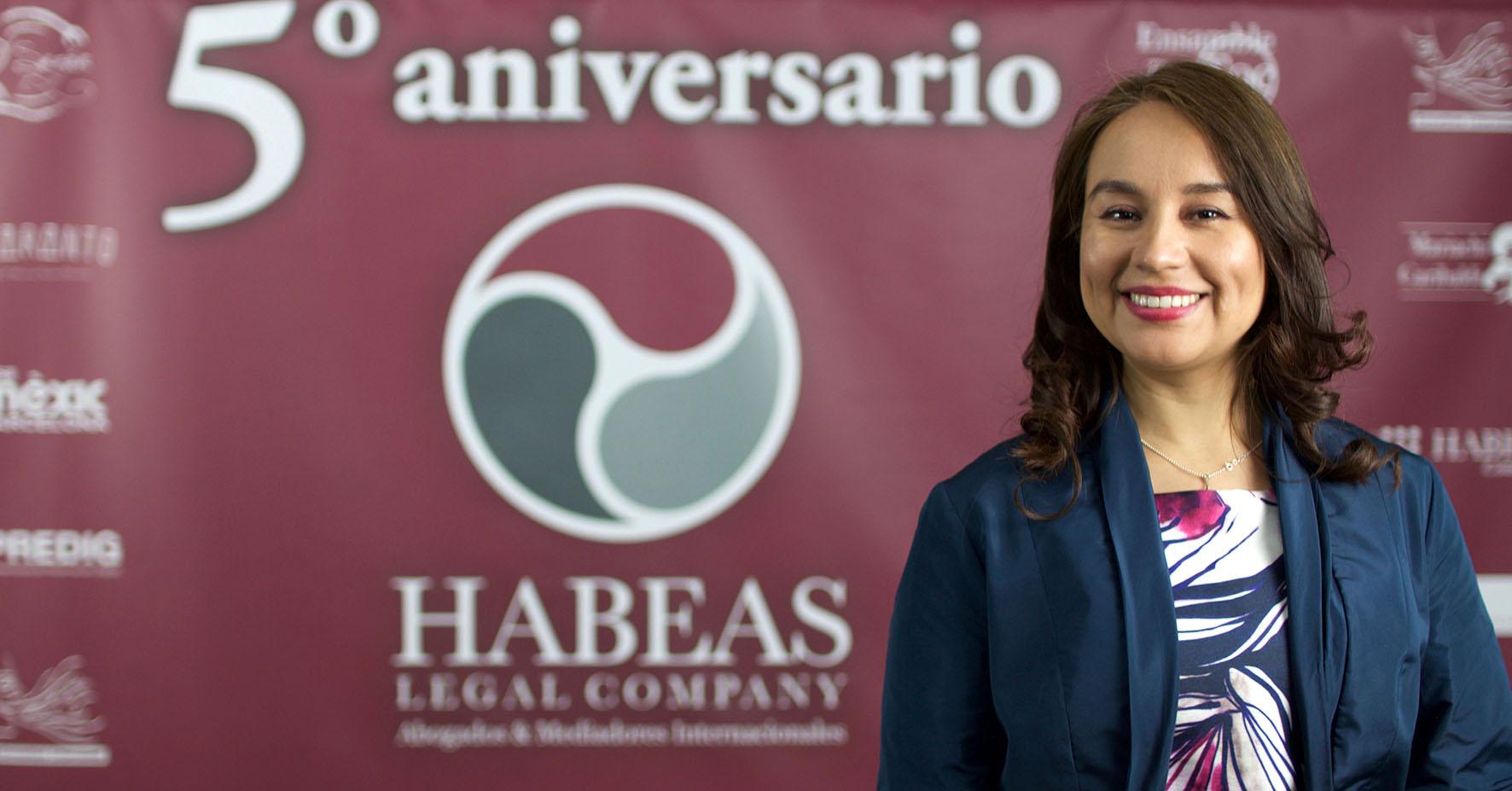 Habeas Legal 5º aniversario blog - Blog