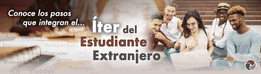 Iter web - Esquema ilustrativo Íter del Estudiante Extranjero