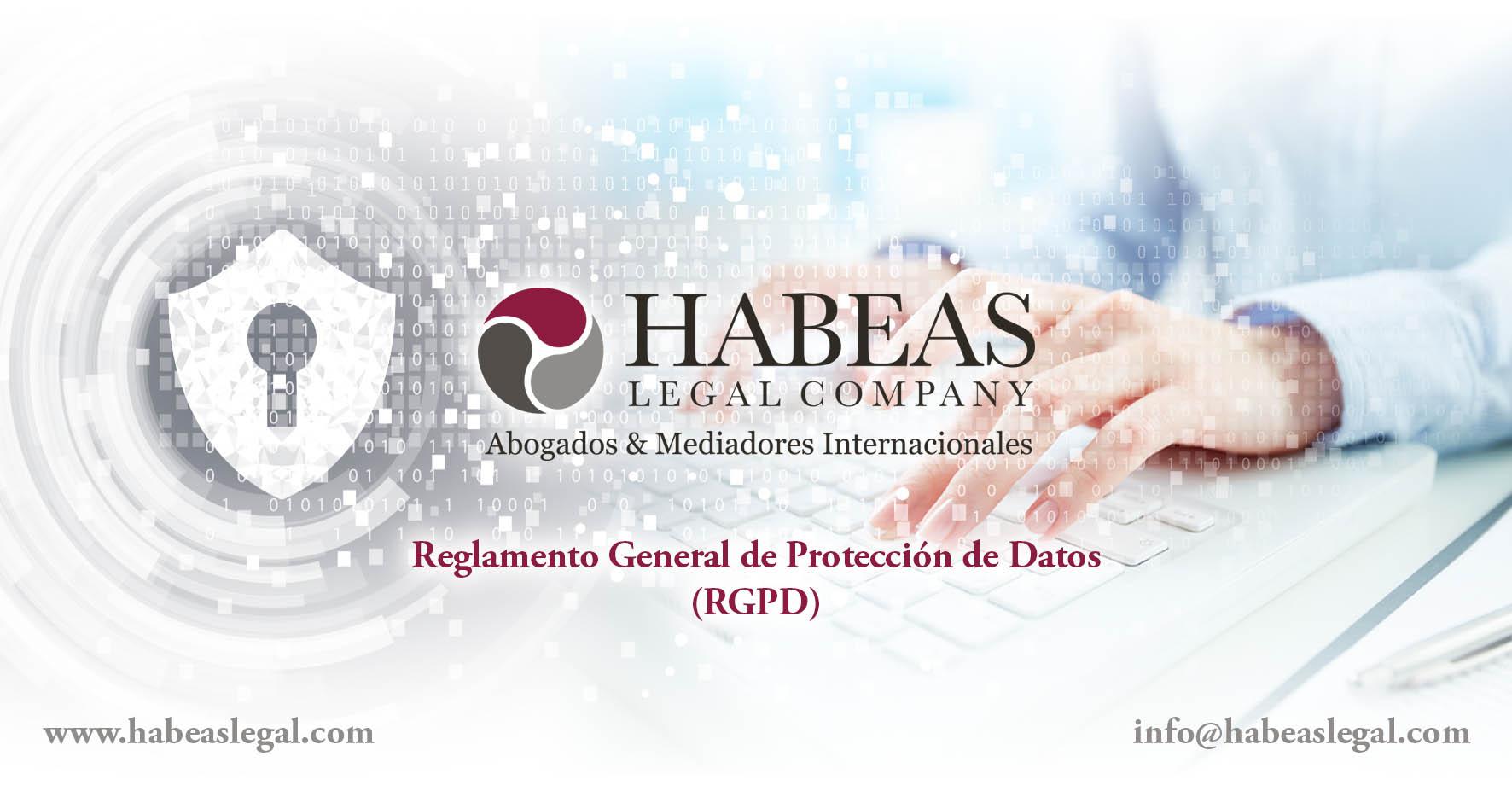 Proteccion Datos Habeas Legal blog - ¿Cuáles son los principios legales sobre la implementación del RGPD en Habeas Legal?
