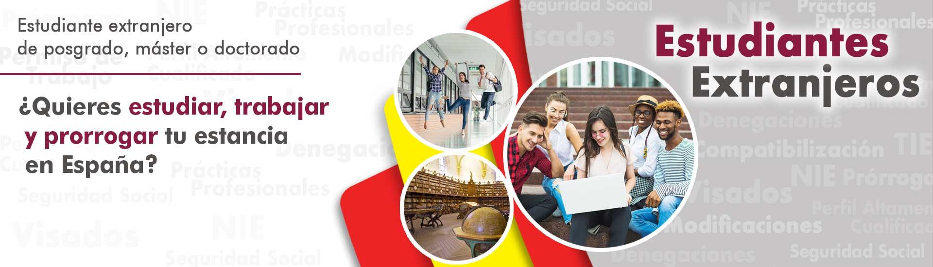 Slide Estudiantes Extranjeros Habeas Legal 2021 - Abogados Internacionales especializados en Extranjería, Inmigración y Laboral