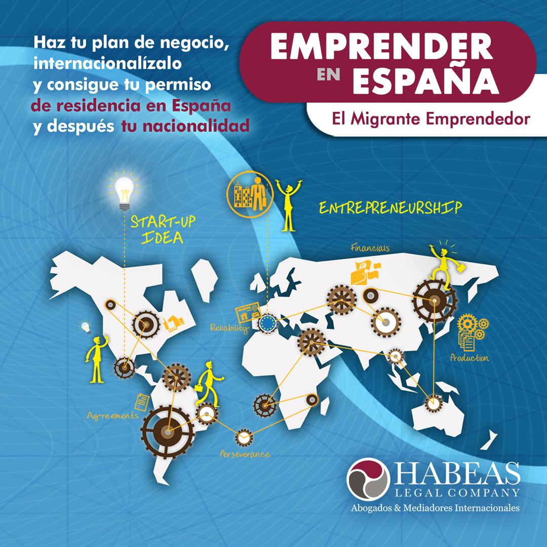 emprender en Espana Habeas Legal slide square - Abogados Internacionales especializados en Extranjería, Inmigración y Laboral