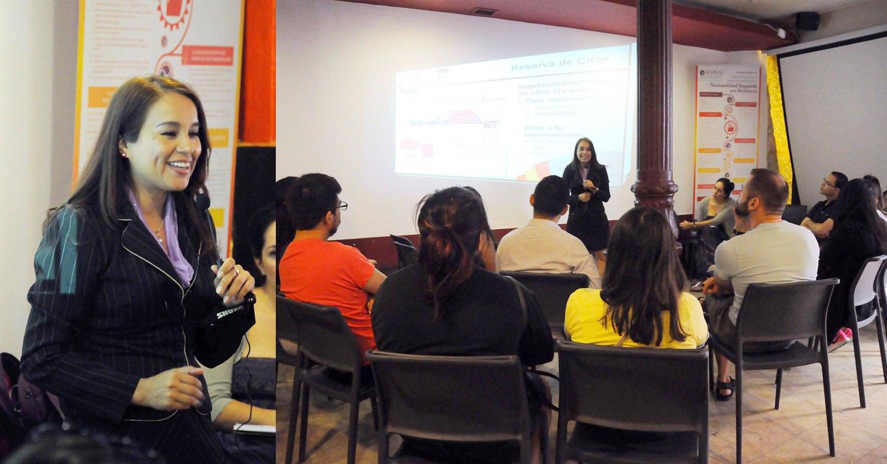sesiones madrid - En Habeas Legal, agradecemos tu asistencia a las sesiones informativas en Madrid